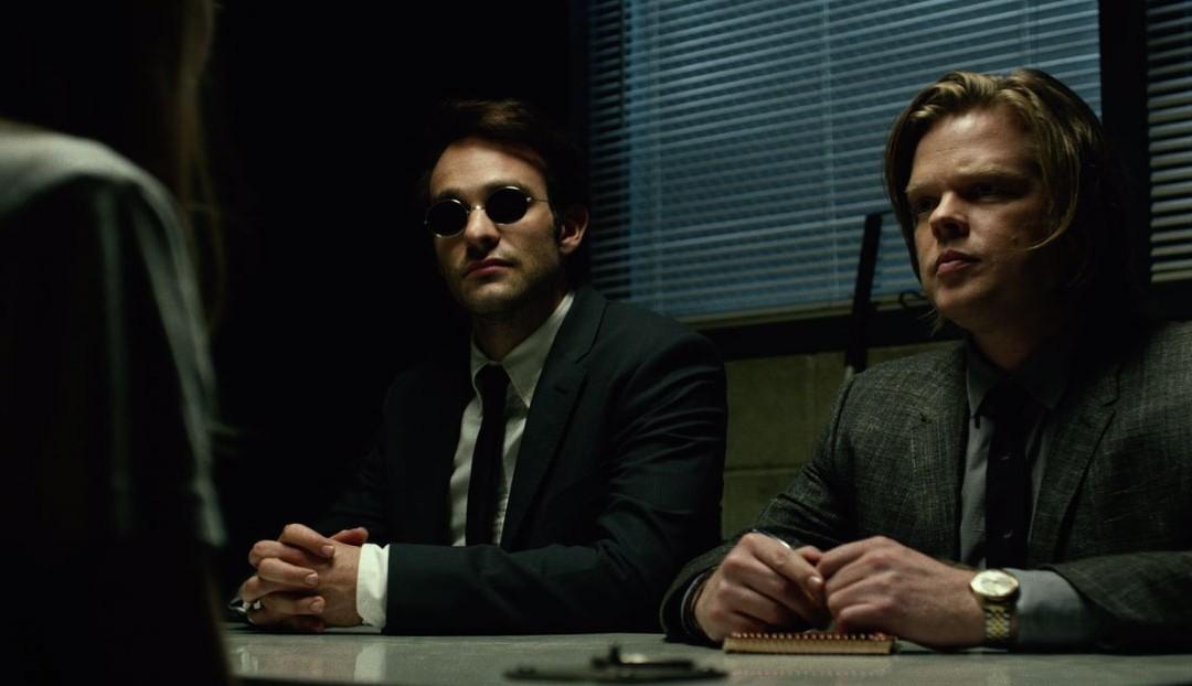 Daredevil, S01E01- Into the Ring