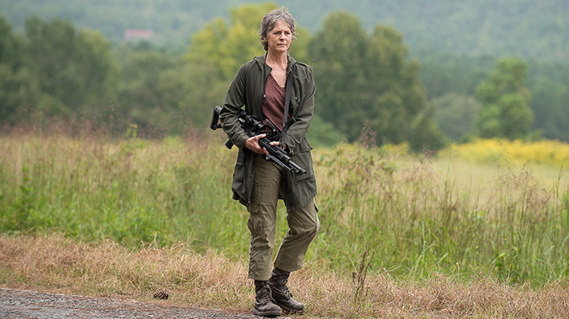 The Walking Dead, S06E12 – Not Tomorrow Yet