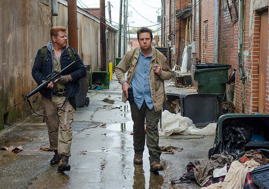 The Walking Dead, S06E14 – Twice as Far