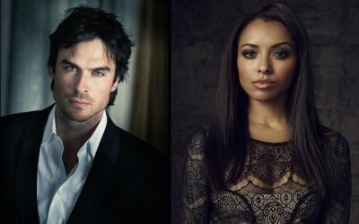 Ian Somerhalder and Kat Graham are leaving Vampire Diaries after Season 8