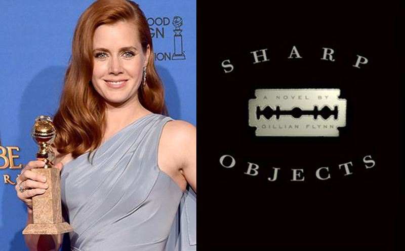 """HBO's new drama series """"Sharp Objects"""", starring Amy Adams"""