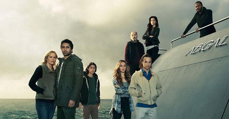 """""""Fear The Walking Dead"""" renewed for season 3!"""