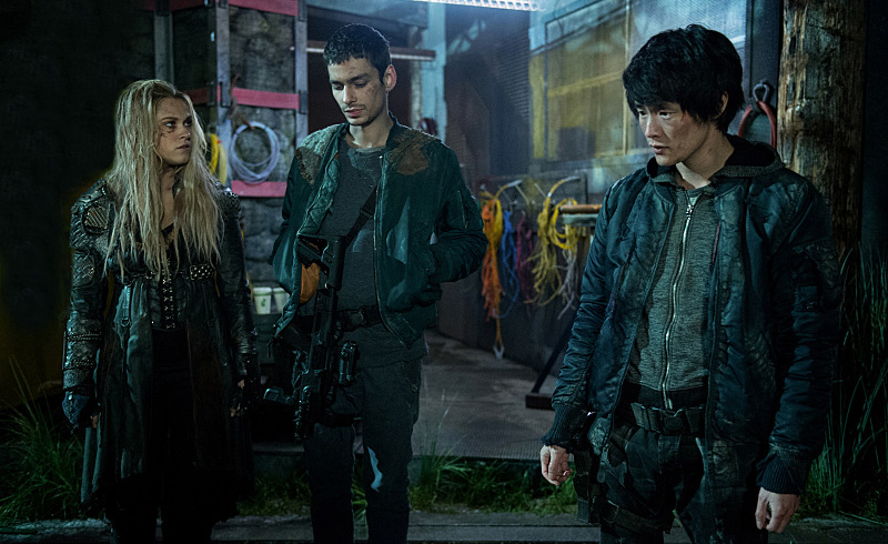 The 100, S03E12 – Demons