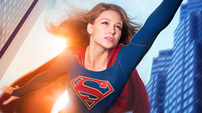 Supergirl moves to The CW for season 2